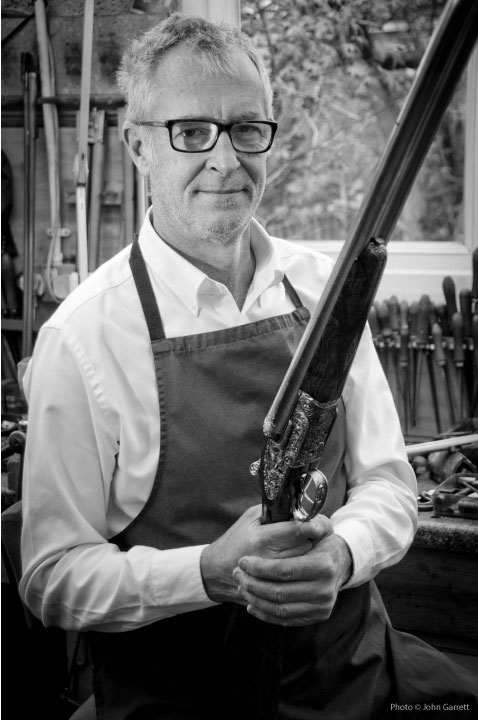 Featured, Locals, Locals and Pets, Q&A, Mike Smith, Michael Smith, Smith & Torok, Gunmaker